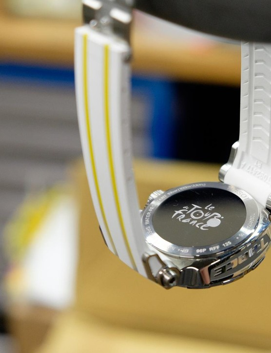 Tissot T-Race Tour De France special edition watch