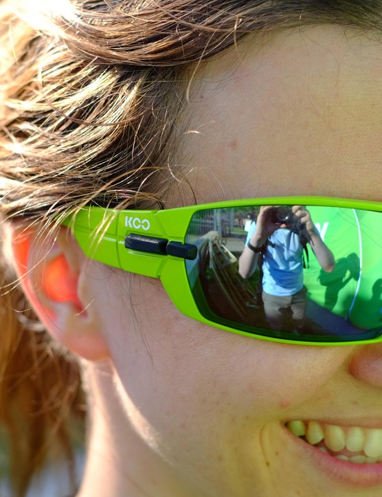 The Zeiss lenses are interchangable