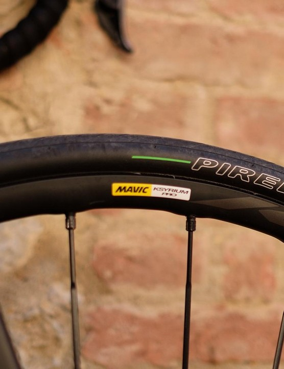 The Cinturato is the result of more than 92,000km of indoor and outdoor testing, Pirelli claims