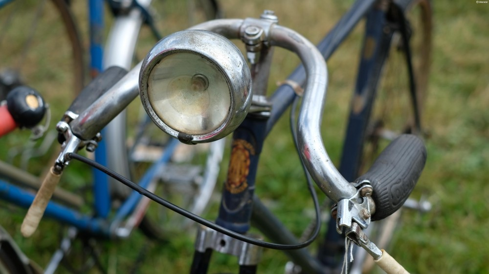 Bikes of all shapes and sizes are ridden at the Eroica Britannia