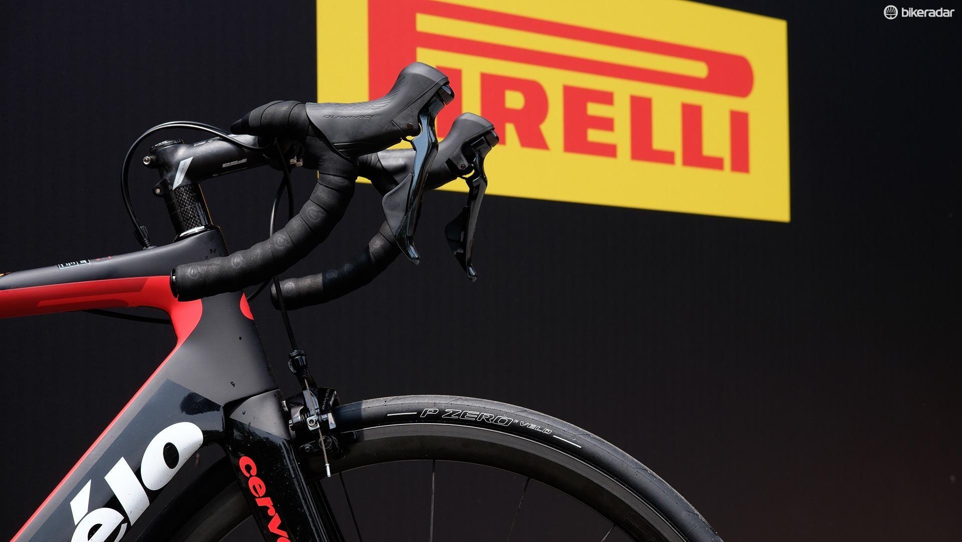 Pirelli says it has clocked over 100,000km in real world testing on its PZero Velo range