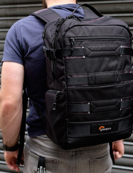 Lowepro ViewPoint BP 250 AW – a rugged look for your rugged action camera adventures