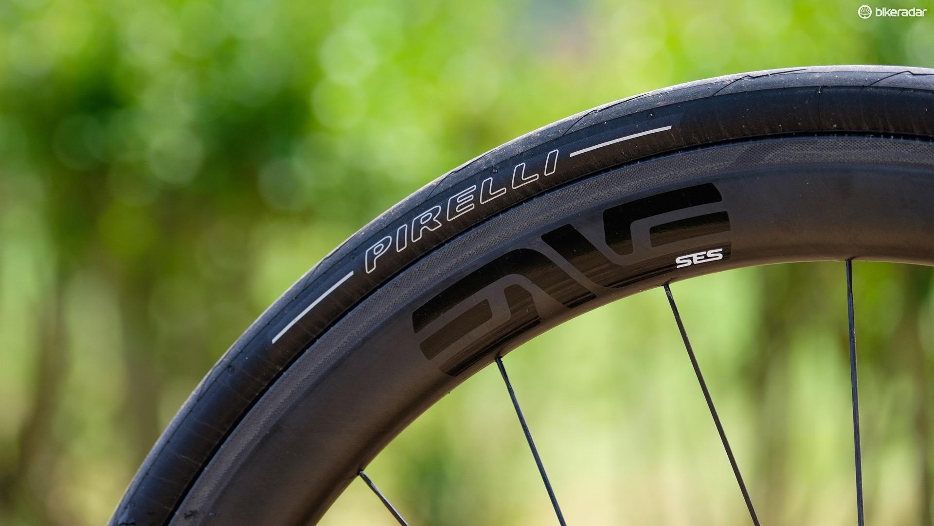 The PZero Velo is an excellent tyre