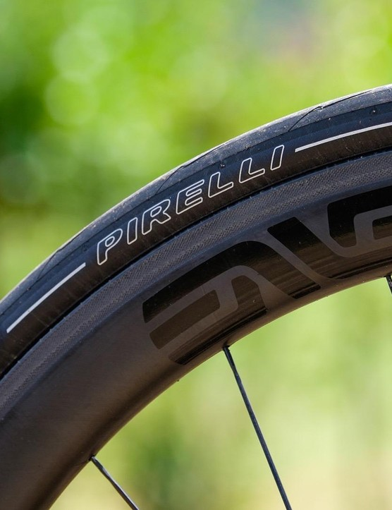 The PZero Velo is an excellent tyre.