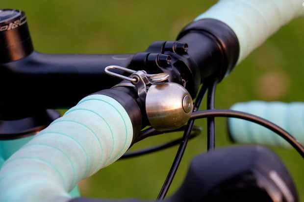 The Spurcycle is no ordinary bike bell