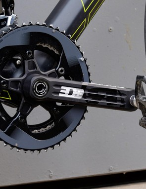 Joe's trusty Dura-Ace pedals have made their way onto several bikes