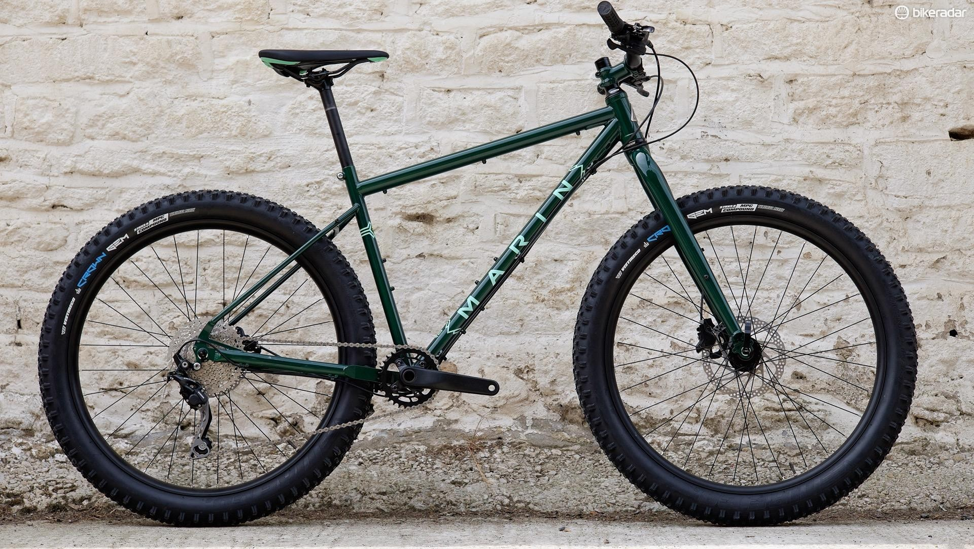 The 2018 Marin Pine Mountain will retail for £899