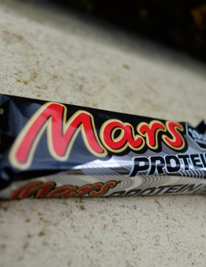 Mars/Snickers protein bars hold a familiar look and taste but with added gains