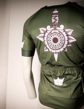 The Dagger jersey from Brighton firm Duke Of The Downs