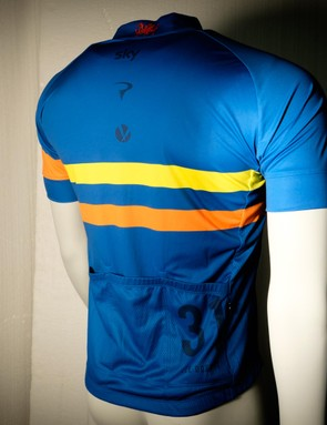 Rapha's special edition jersey colours are inspired by the French Riviera