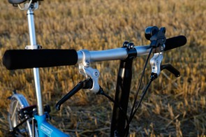 S-Type flat bars do encourage you to pick up the pace, but they sure aren't for everyone