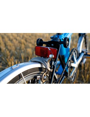 Brompton own-brand calliper brakes come with Fibrax pads as standard