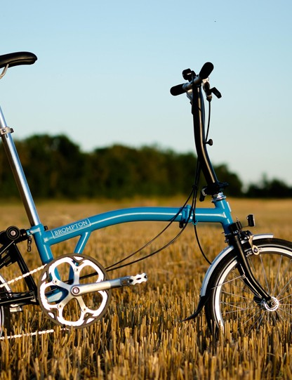 Brompton's classic folder remains one of my favourite bicycles