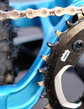 FSA's own Megatooth chainring arrives in a sensible 32t size