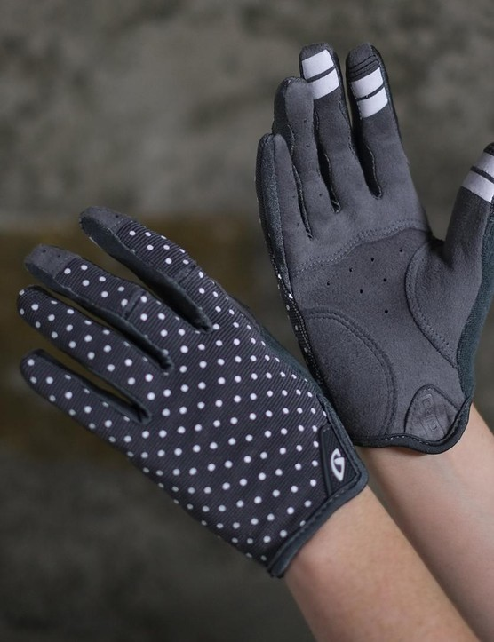 Giro LA DND women's mtb gloves