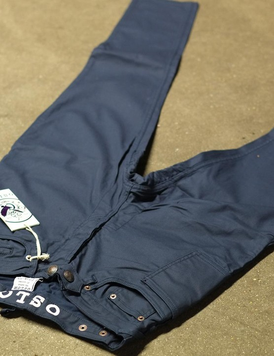 The Women's Porteur cycling jean by Osloh