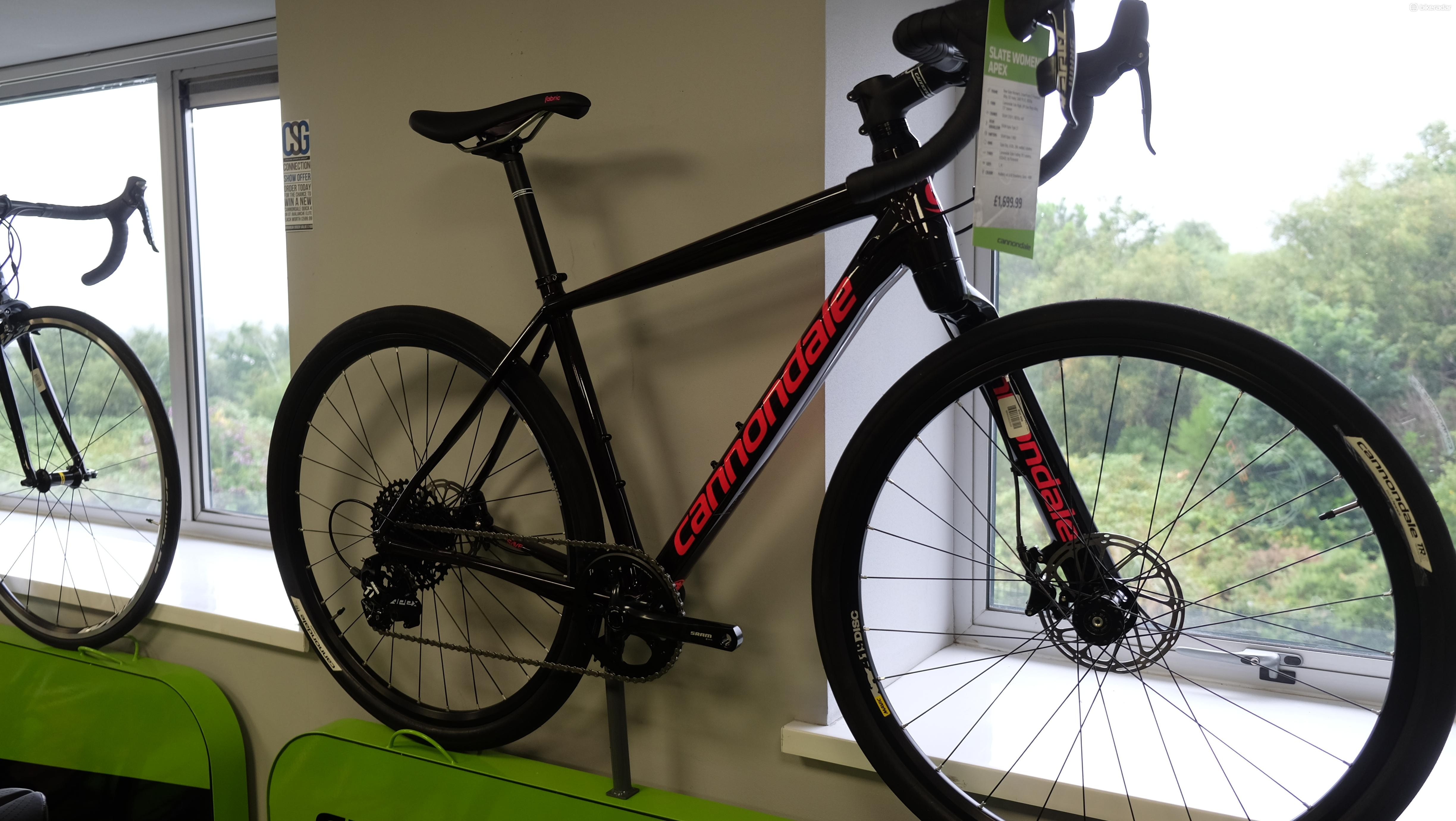 Is it a road bike? Is it a gravel bike? Is it an adventure bike? Cannondale say yes to all three