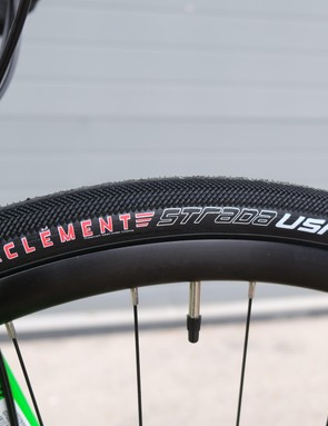 Most Grade models now arrive with wider 32mm tyres for 2017