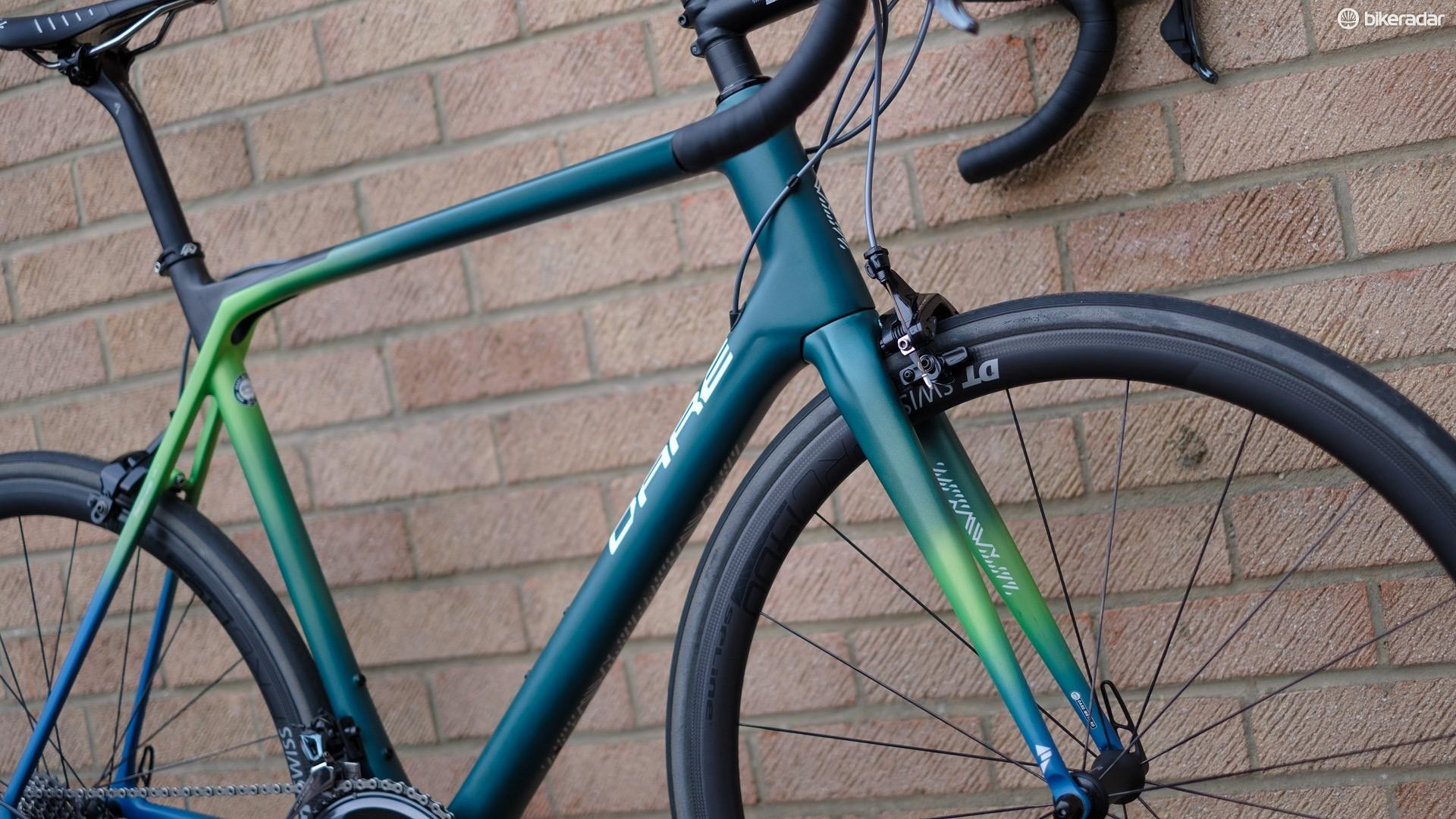 The MR1s is also available with disc brakes