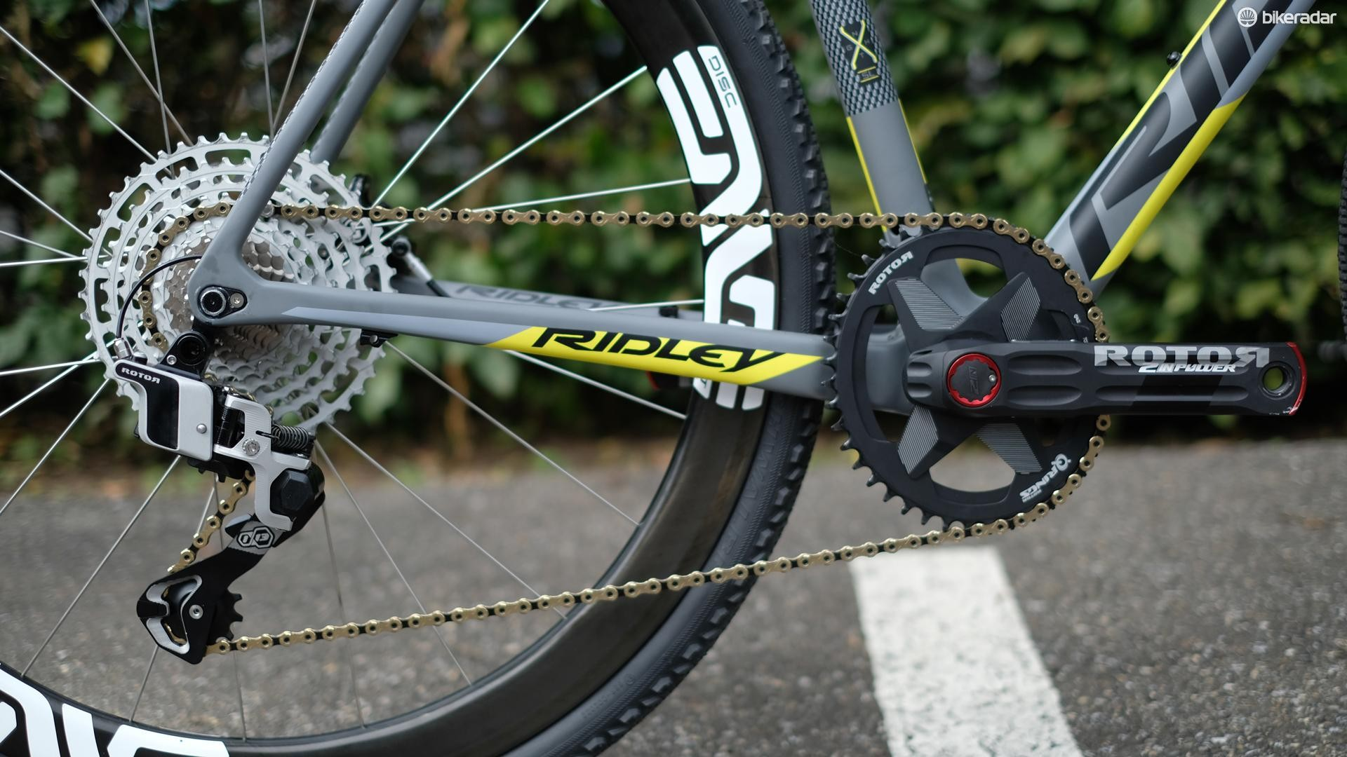 Rotor has finally released price, weights and futher specs for its 1x13 groupset