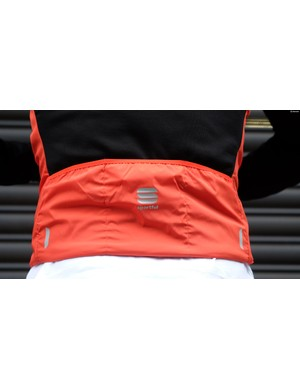 The cargo pockets to the rear offer extra visibility