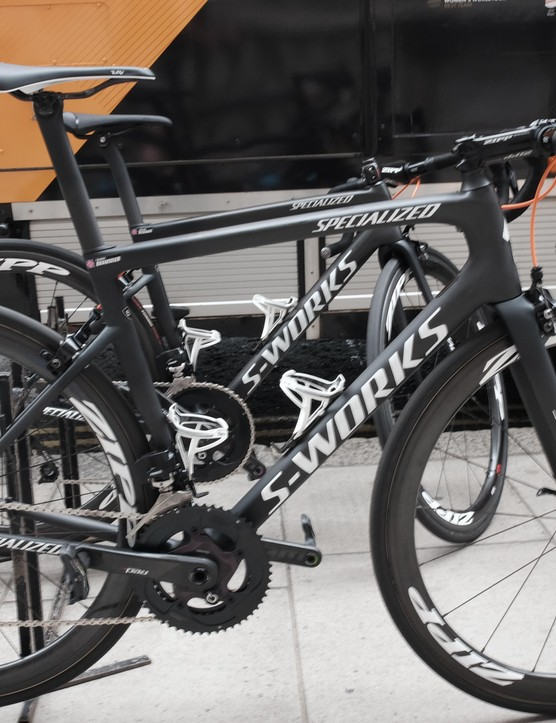 Is this Boels-Dolmans S-Works the new Tarmac?