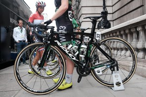 WM3 Pro Cycling has its steeds provided by Ridley