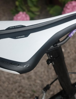The Langma features a Liv Contact women's specific saddle