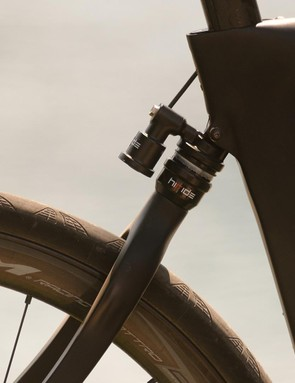 Could suspension play a big part in the development of future road bikes?