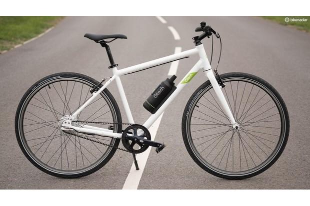 a14b0794579 The Gtech looks like a regular bike and rides like a regular bike, albeit  one