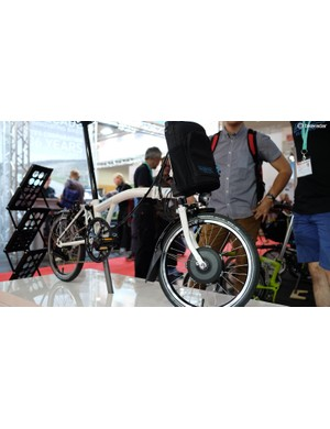 A folding e-bike is now available directly from Brompton, it says it's good for 40–75km of assistance on a full battery