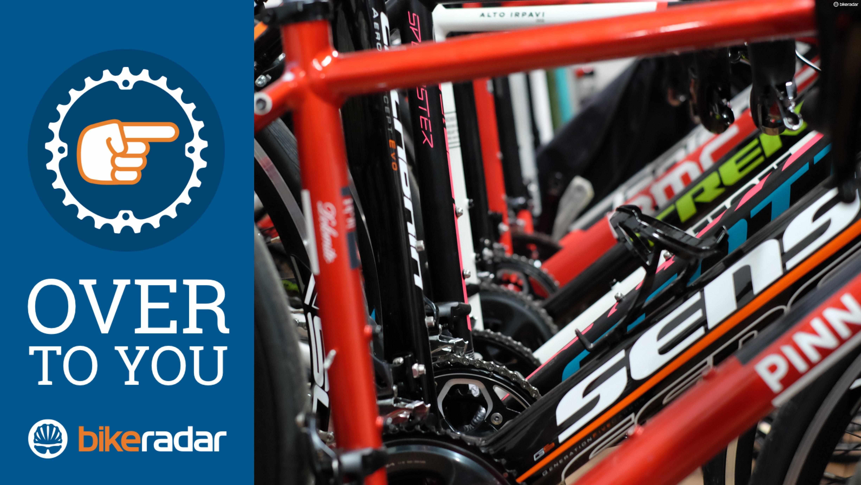 Here at BikeRadar, we aren't short of bikes
