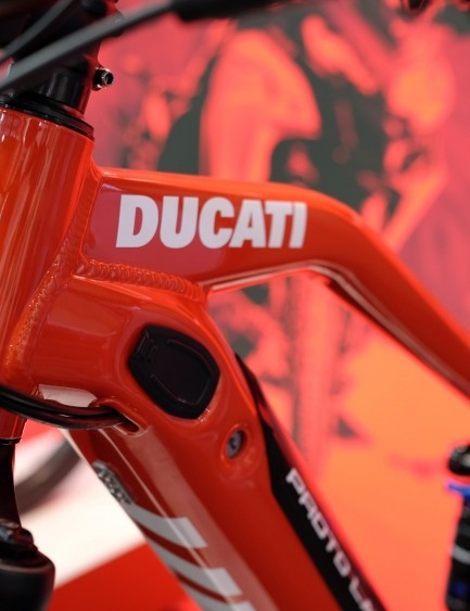 Ducatis sure aren't the same without an engine
