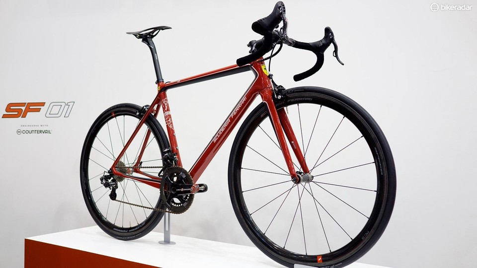 Bianchi And Ferrari Debut First Collaboration Bike Bikeradar