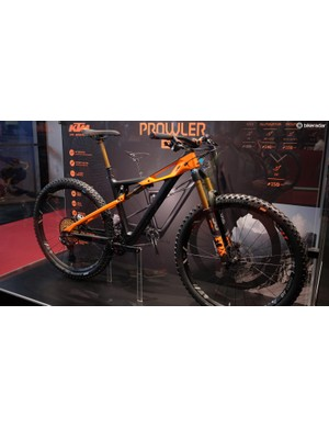 KTM's Prowler had to be one of the hottest looking 29ers we've seen for a good while