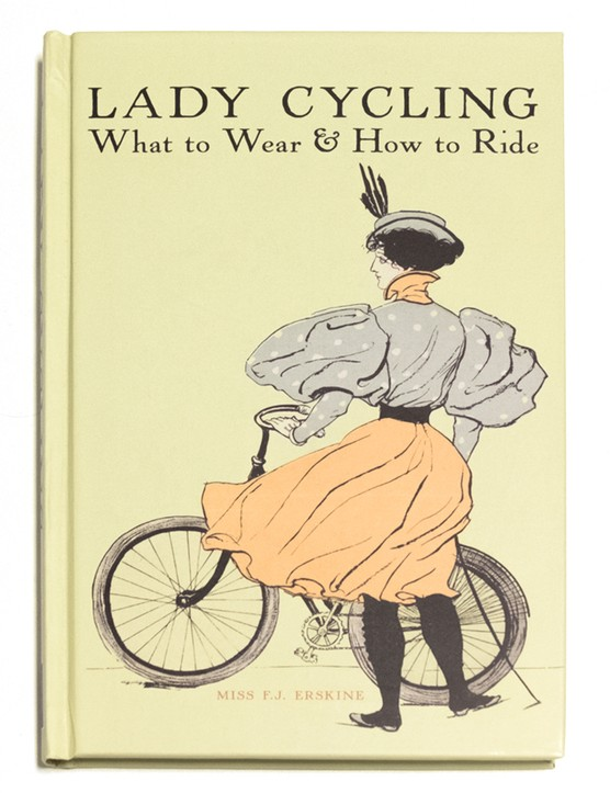 A veritable compendium of useful advice for the lady cyclist in 1897