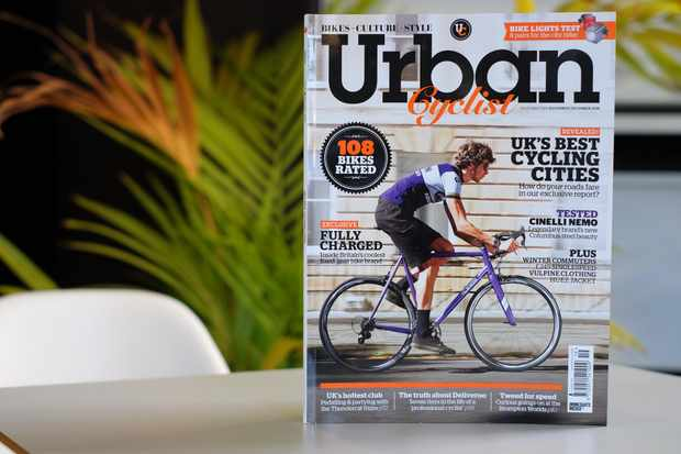 Urban Cyclist issue 19 is out now