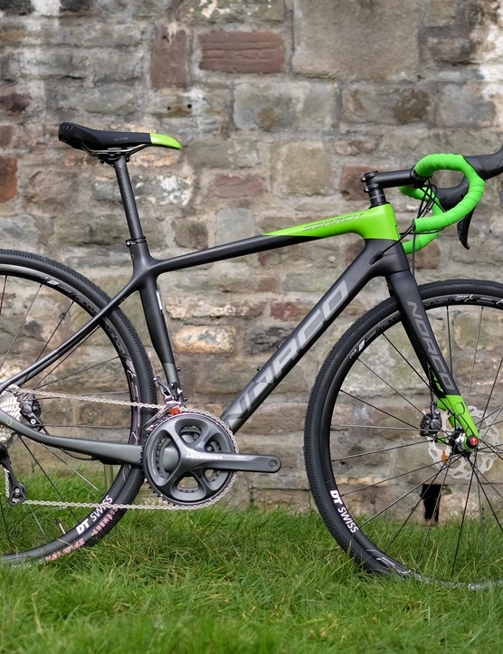 This year's Search Carbon Ultegra looks particularly promising