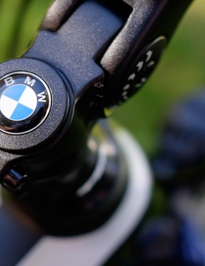 The BMW roundel might look unusual on push bikes at the moment but will it in future?