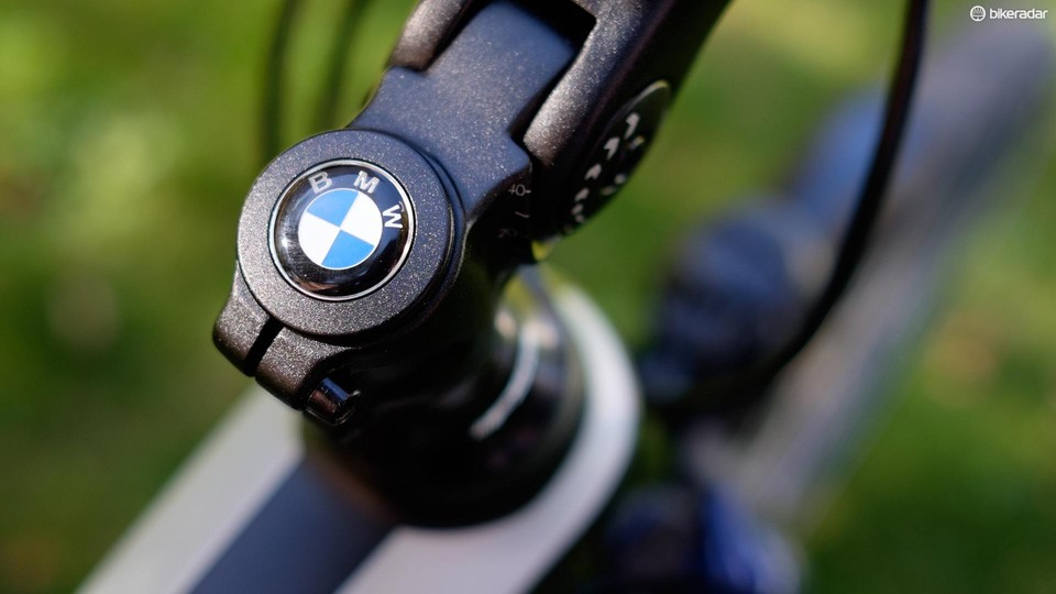 BMW Active Hybrid e-bike — first ride impressions, spec - BikeRadar
