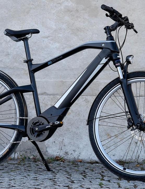 BMW's new Active Hybrid e-bike