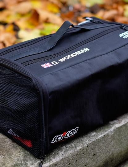 If you like your kit organised as well as personalised then this one could be for you