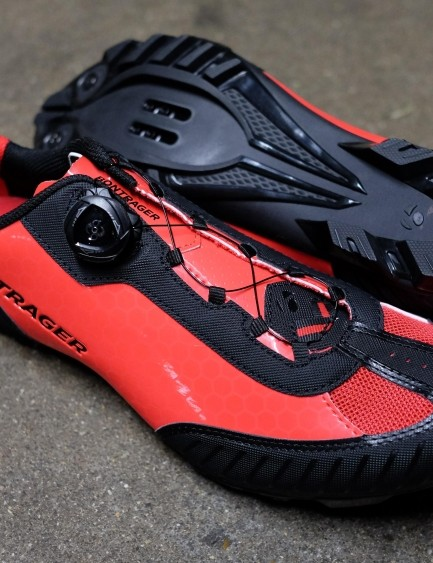 Bontrager's Foray shoes are also available in other colours