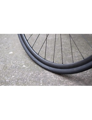 An under-inflated tyre will rob your efficiency and leave you susceptible to annoying punctures