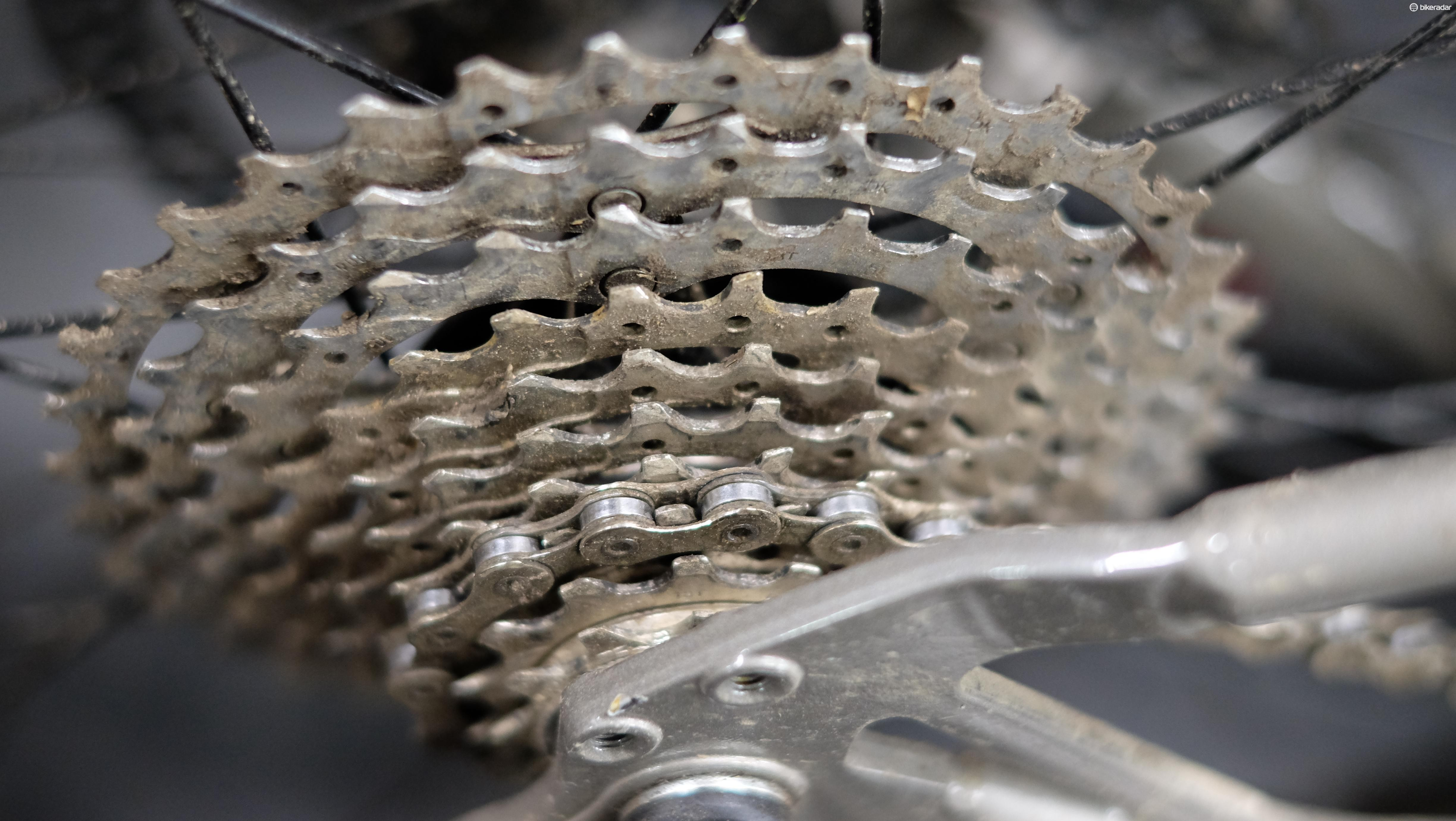 A dry chain will rob you of efficiency and will damage your bike's expensive drivetrain components