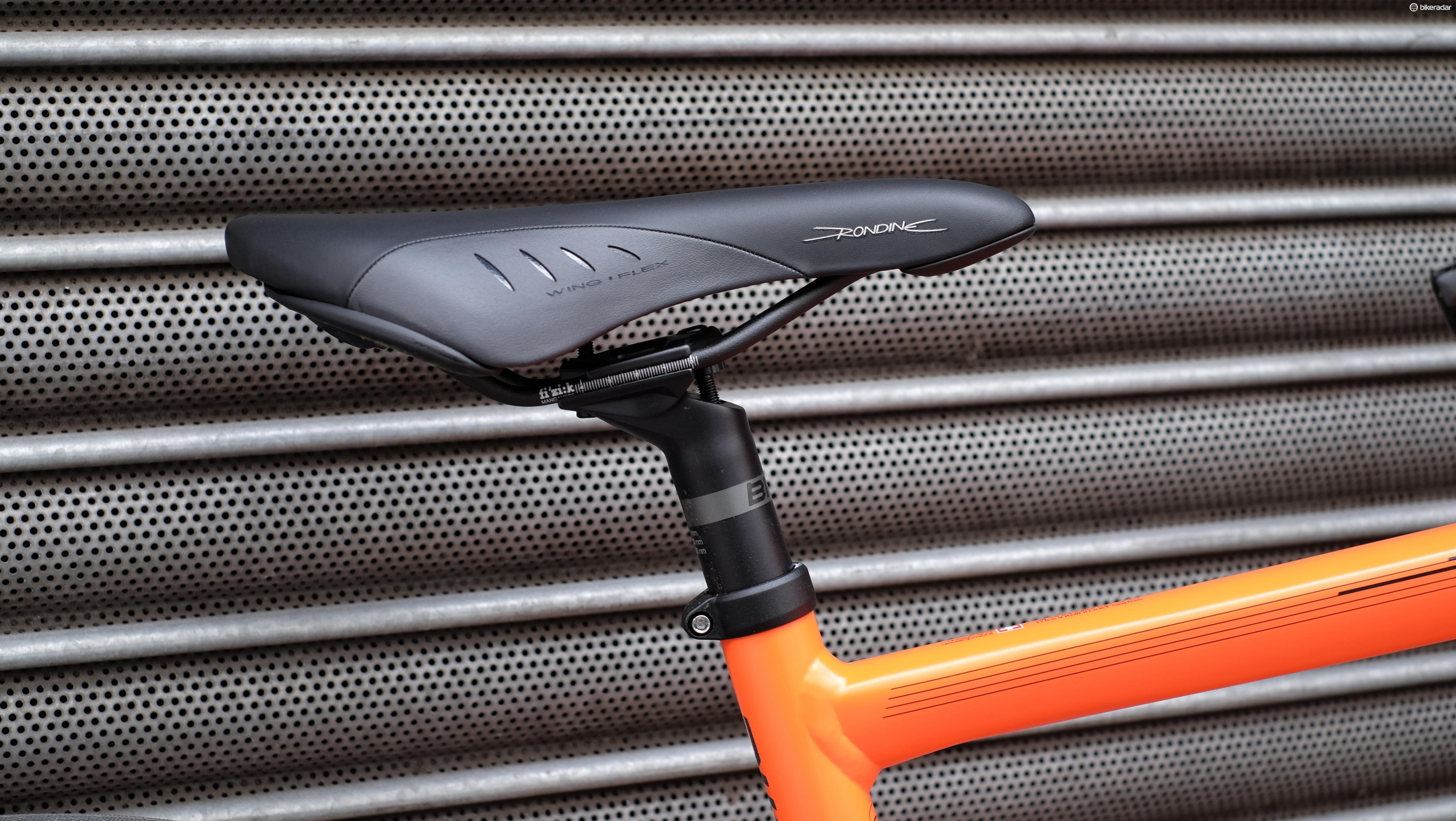Running an incorrect saddle height will affect your performance and can even cause injury