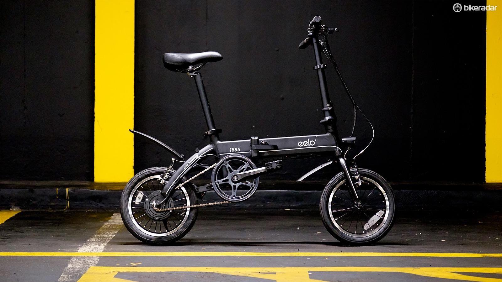 The Eelo 1885 is a folding e-bike for those on a budget