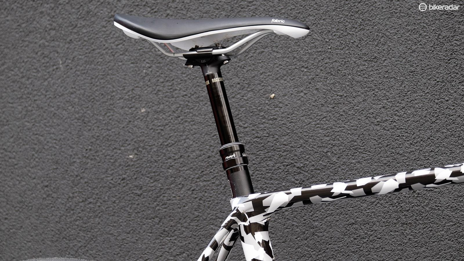 Droppers on road bikes — pointless, or the future?