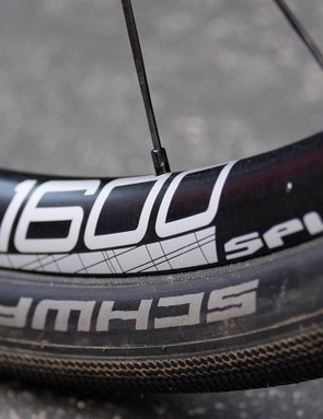 All of DT Swiss' wheels are tubeless-ready, and the V+1 seems like a natural candidate for ditching inners