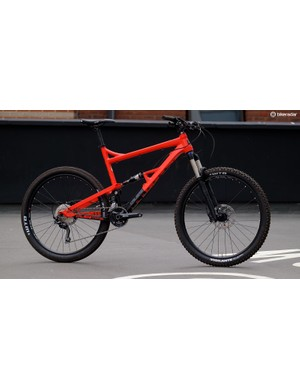 Version 2 of the Bossnut looks set to be another great value trail bike
